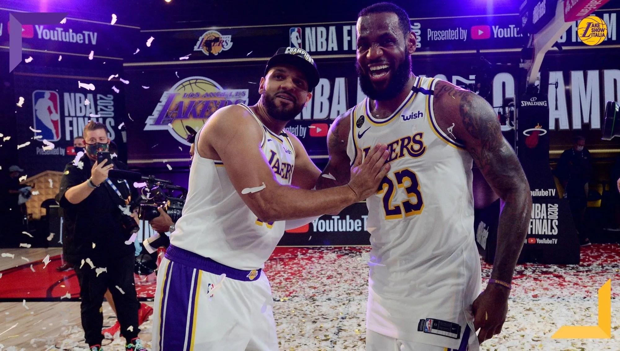Jared Dudley lascia i Los Angeles Lakers, sarà uno degli assistenti di Kidd ai Mavericks. LeBron James non gradisce la partenza del veterano.