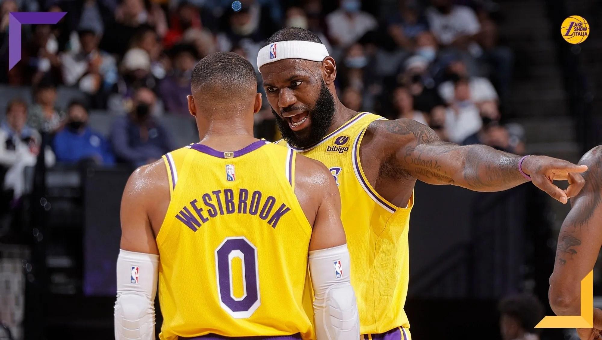 I Lakers cedono il passo anche ai Kings e chiudono la preseason senza vittorie. LeBron James scalda i motori in vista dell'opening night.