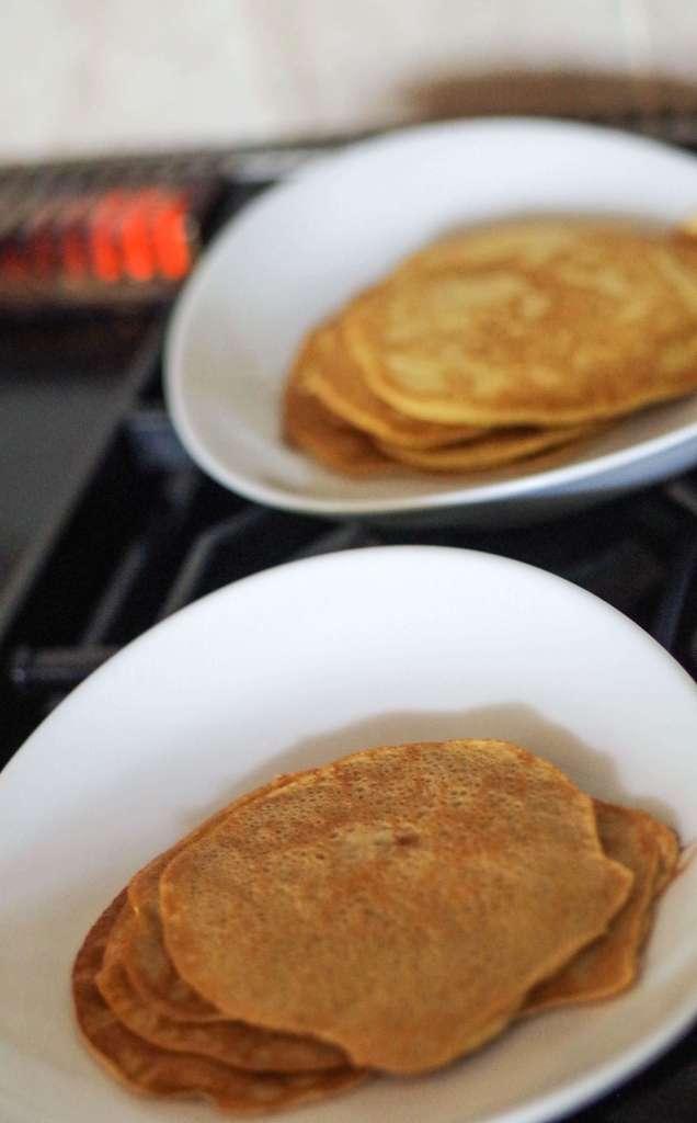 no carb pancake recipe