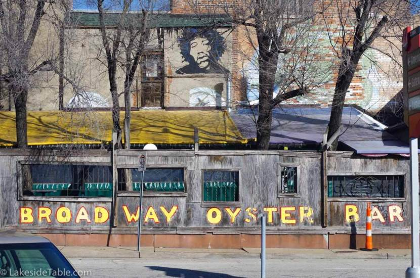 broadway oyster bar st. louis - a hidden gem with great live music, authentic cajun faire, and plenty of oysters to choose from. | www.lakesidetable.com