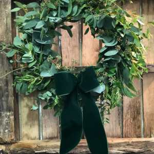 The Scented Christmas Wreath