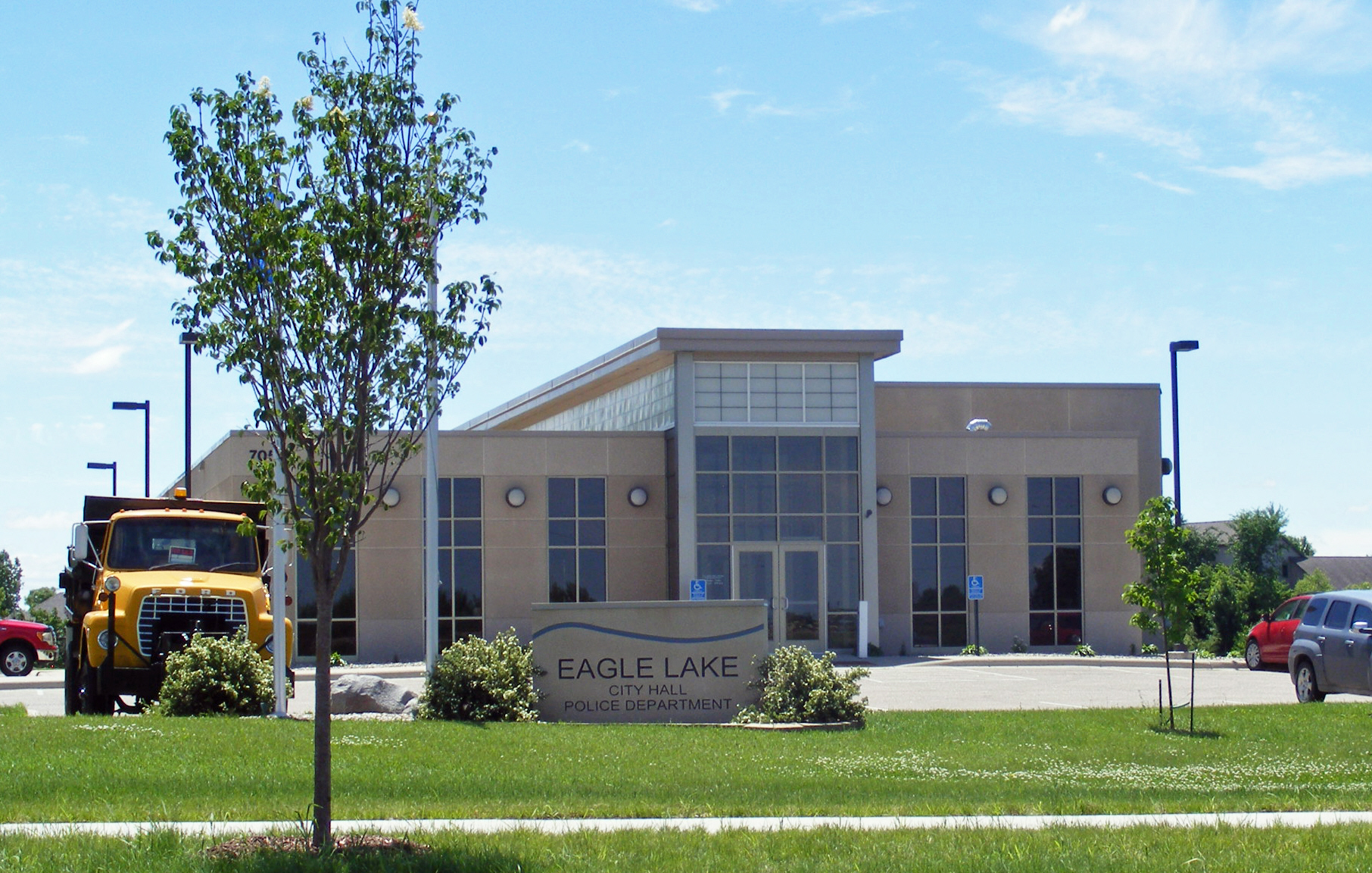 Image result for city of eagle lake city hall mn