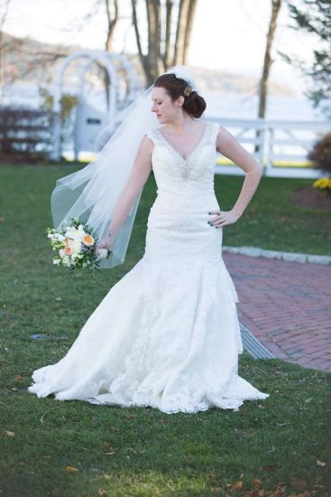 Scenes from the Fall Bridal Show
