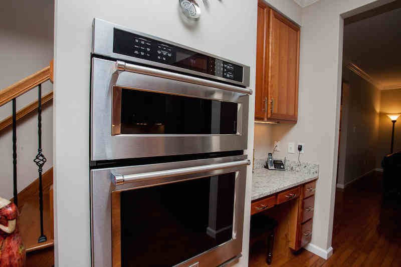 Newer kitchen appliances