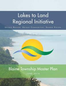 Full Document: Blaine Township Master Plan (with 2017 revised FLUM) (49MB)
