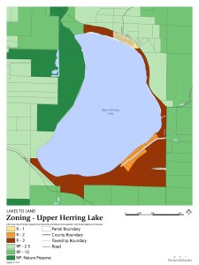 Zoning - Upper Herring Lake