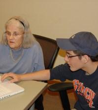 Juniors Helping Seniors: Community Service