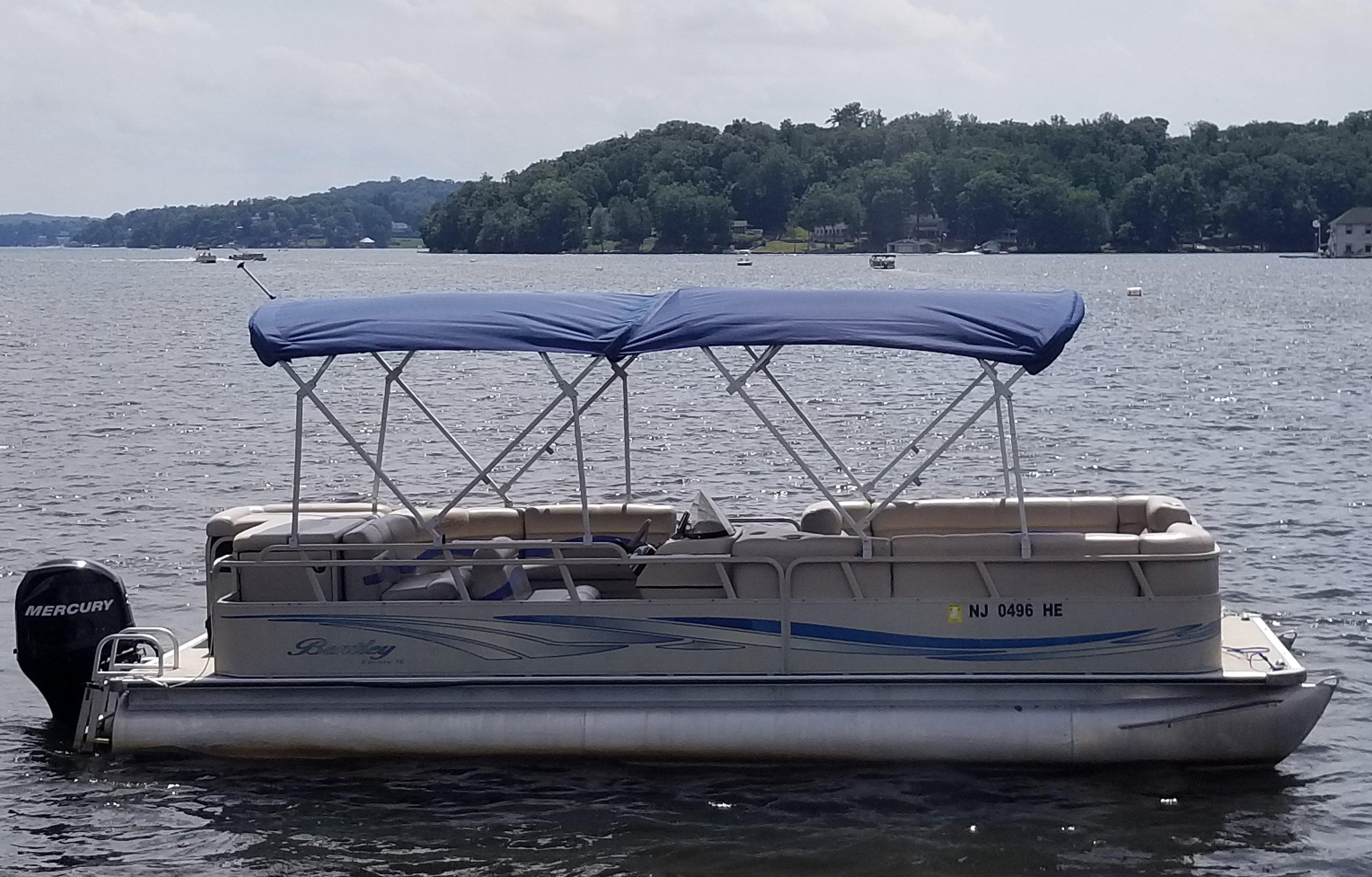 Horsepower Motor 25 Boat