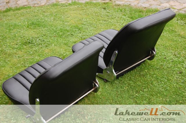 Front Seat Restoration Kit 2 Seats Porsche 356 59 65