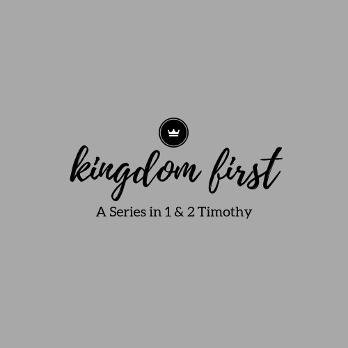 A Series in 1 & 2 Timothy