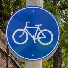 bike, bicycle, sign
