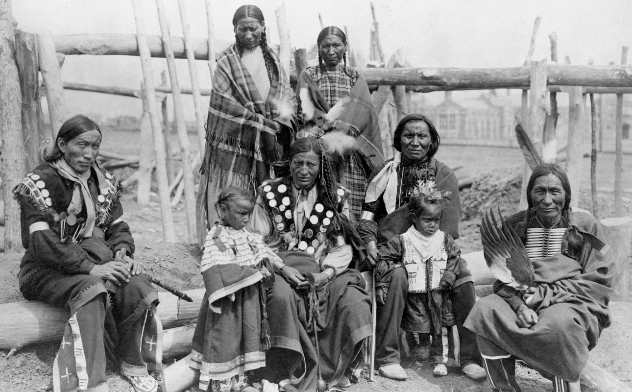 Native American Tribal Groups