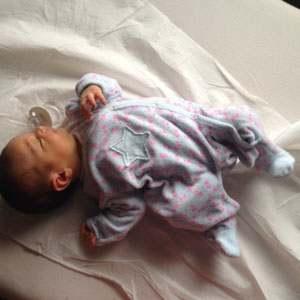 Bébé en virgule
