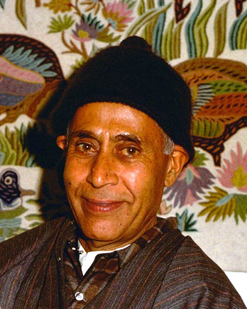 Swami Lakshmanjoo in 1977