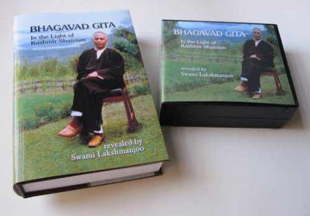 Bhagavad Gita DVD study set Kashmir Shaivism Swami Lakshmanjoo