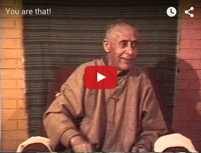 You are that! Swami Lakshmanjoo
