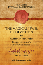 Magical Jewel of Devotion in Kashmir Shaivism