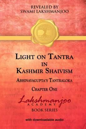 Tantraloka One by Swami Lakshmanjoo
