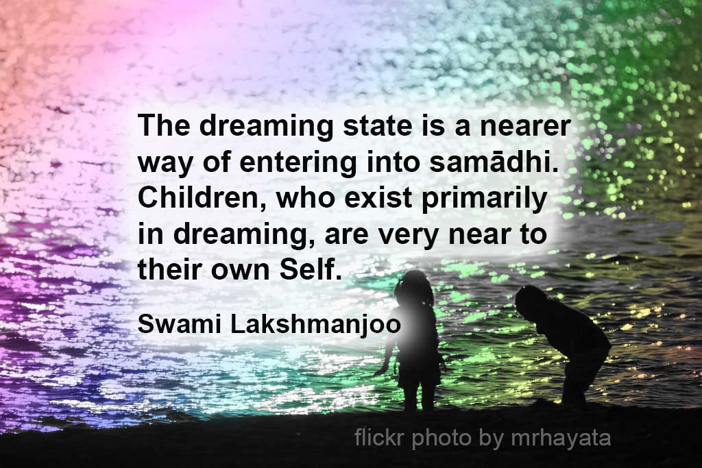 5 Subjective States in Kashmir Shaivism - part 4