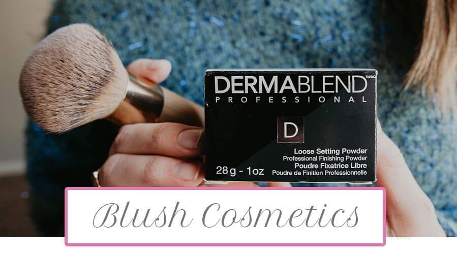 blush cosmetics