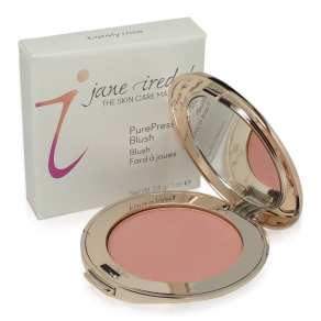 Jane Iredale PurePressed Blush in Barely Rose is a great summer makeup choice