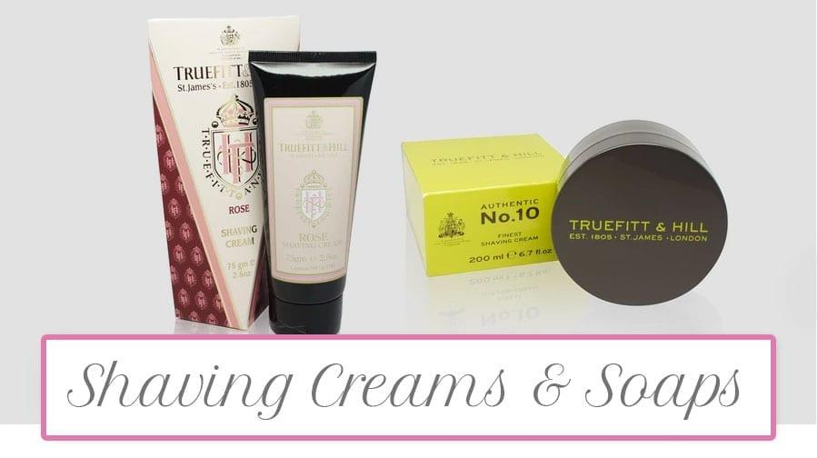 Shaving Creams & Soaps