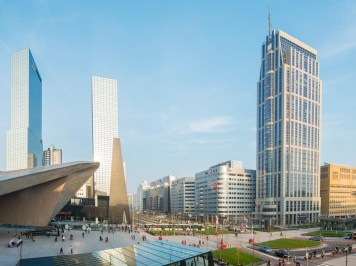 Marriott Rotterdam