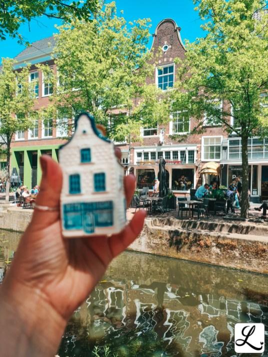 Casinha N36 em Delft