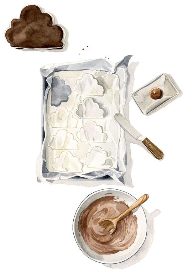cloud ice cream recipe