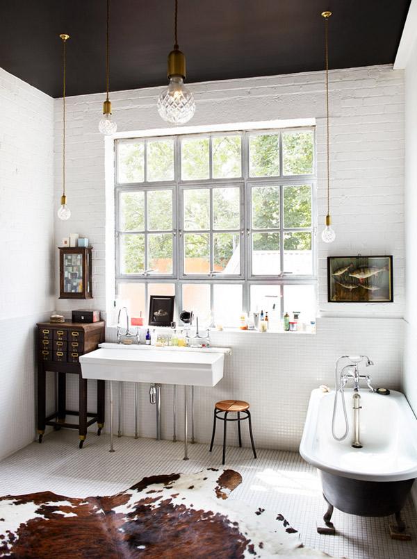 bathroom 3 via la la lovely