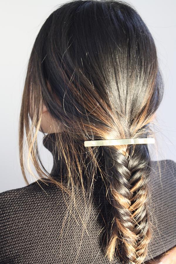 la la loving braids + barrettes