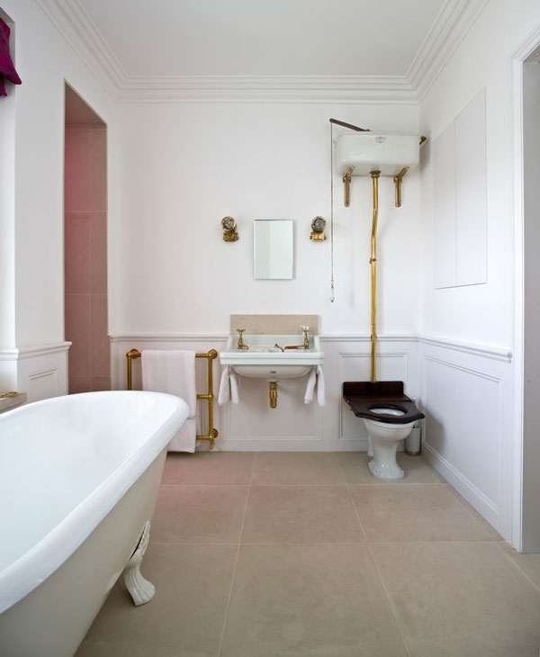 Kensington House Crush #Bathroom