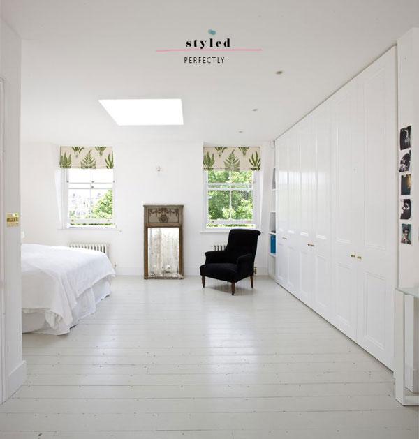 Kensington House Crush White #Bedroom