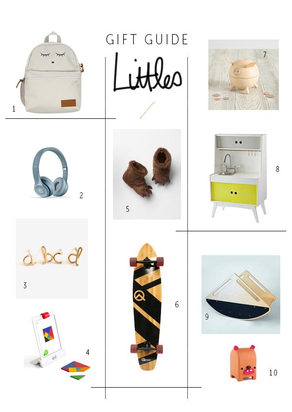 Littles Gift Guide 2015   La La Lovely