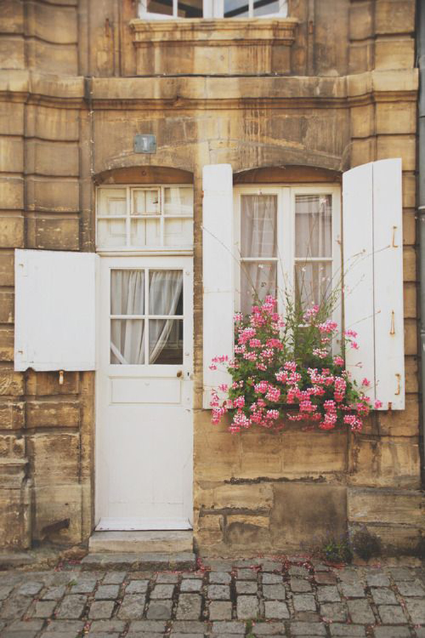 front door love | la la lovely