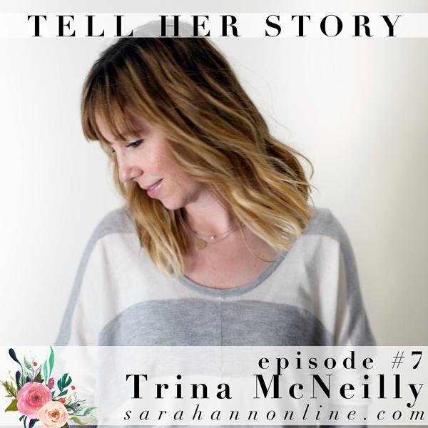 Tell Her Story | Trina McNeilly, La La Lovely Blog