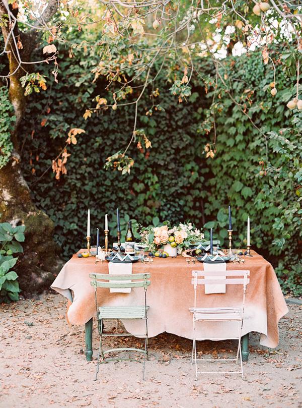 #LaLaLoving outdoor dining
