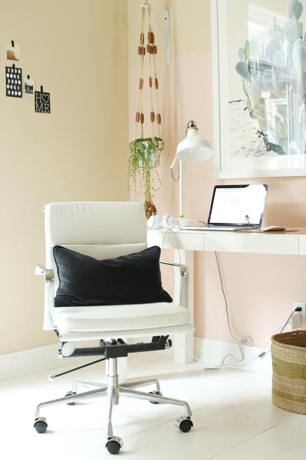 La La Lovely Office Design