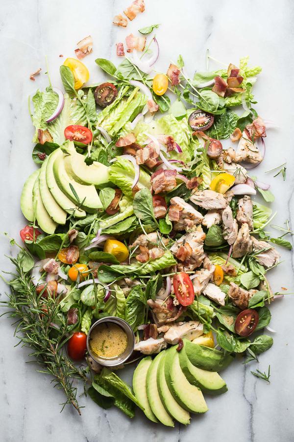 La La Loving Rosemary Chicken Salad