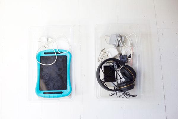 Organizing Tips / Kid's Electronics