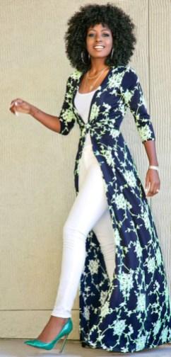 vestido com calça 5