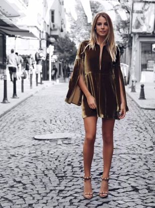 vestido de veludo 2017 17