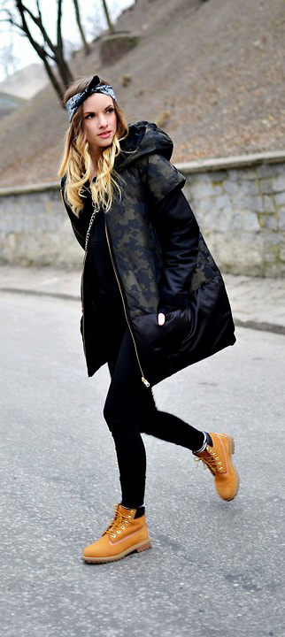 look timberland boots 14