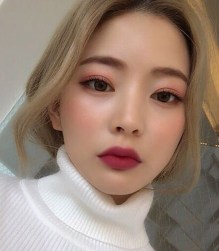 korean makeup look 2