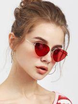óculos de sol lente colorida tendência 2018 11
