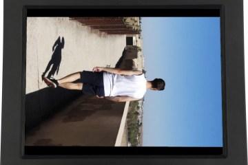 Bilder werden auf digitalen Bilderrahmen häufig gedreht angezeigt