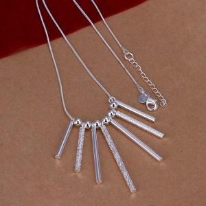Sever Column Necklace