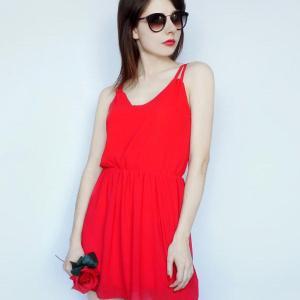 Chiffon Party Dress