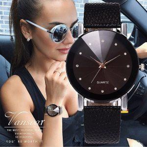 Leather Strap Wrist