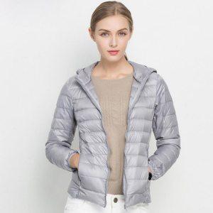 Ultra Light Down Jacket Warm Coat Parka